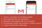 Conheça segredos que o Gmail guarda - use melhor seu email
